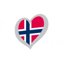 Norway Eurovision flag