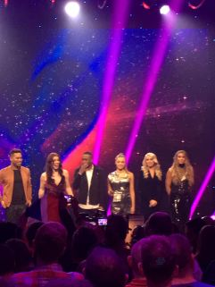 Eurovision: You Decide at Hammersmith Apollo - Lucie Jones is announced as the winner