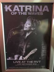 Katrina of the Waves at the Royal Vauxhall Tavern