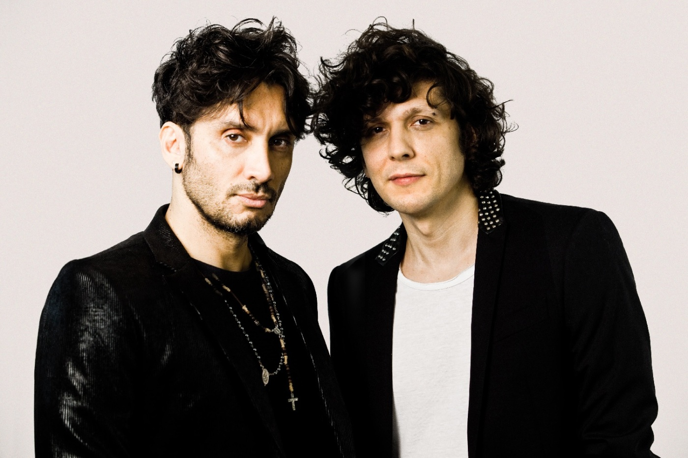 Ermal Meta and Fabrizio Moro